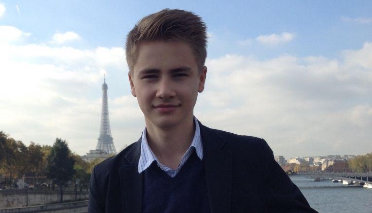 Thomas Ianz a lancé une pétition pour obtenir le droit de vote dès 16 ans.