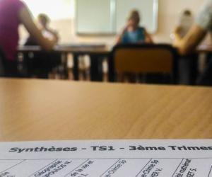 Cette année, les profs inauguraient une nouvelle version du conseil de classe du deuxième trimestre de terminale.