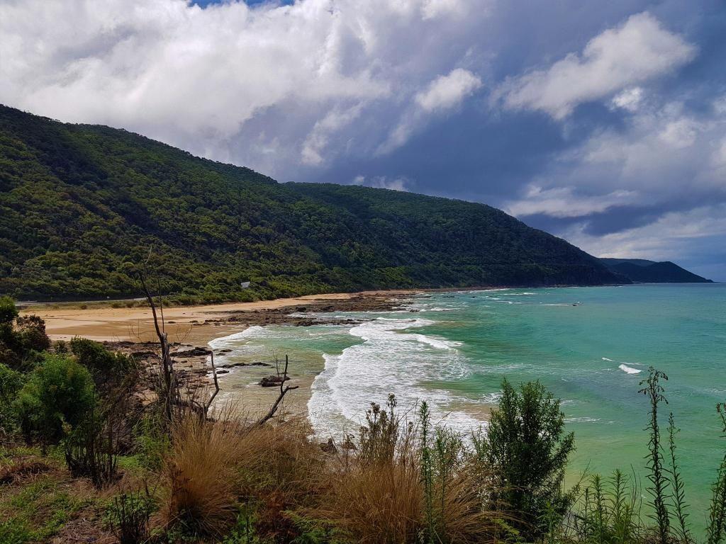 Une partie de la Great Ocean Road dans l'Etat de Victoria, en Australie. //©Photo fournie par le témoin