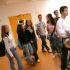 Des collégiens, à l'heure de la rentrée. //©Phovoir