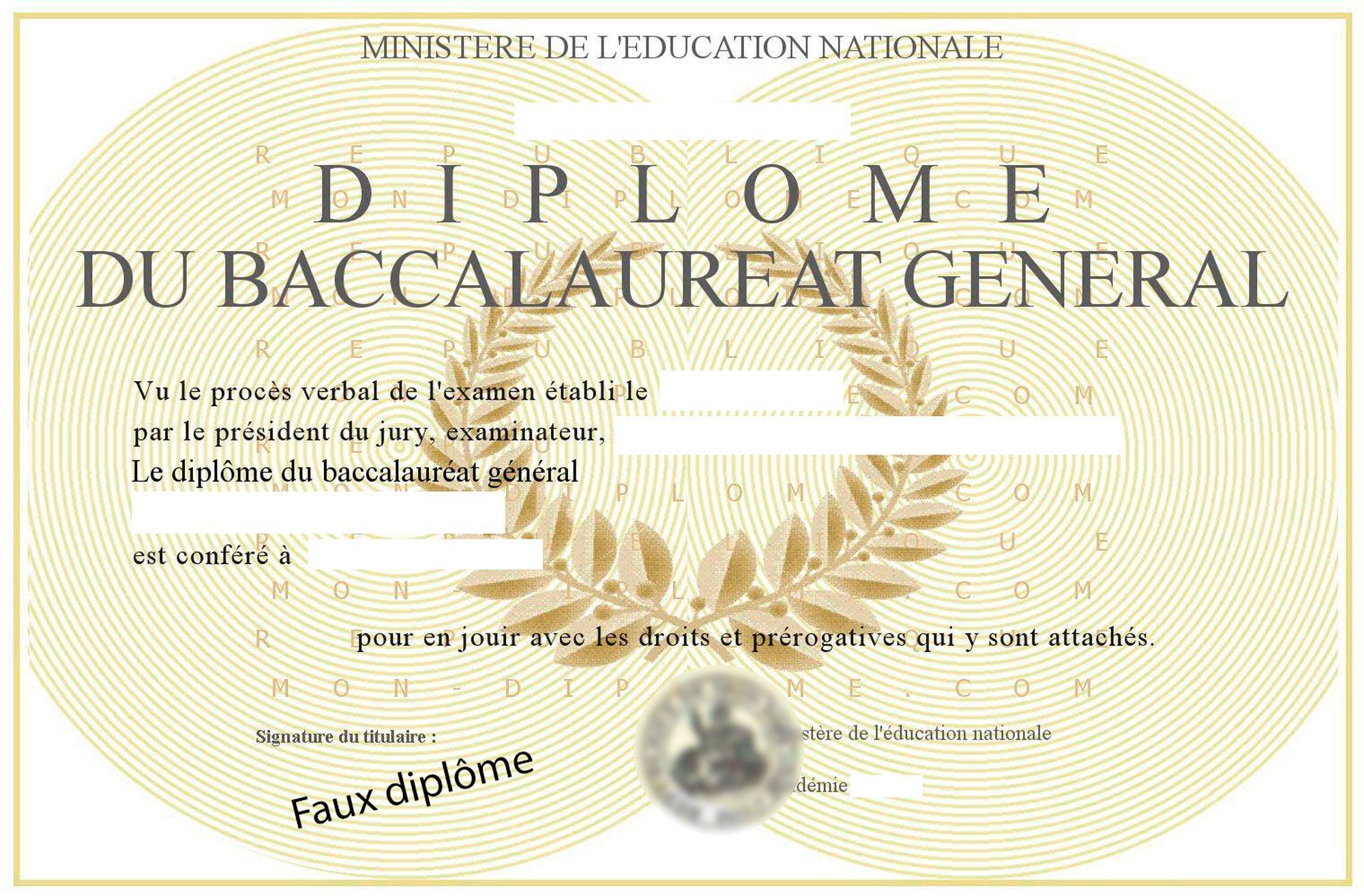 Le Boom Des Faux Diplomes L Etudiant
