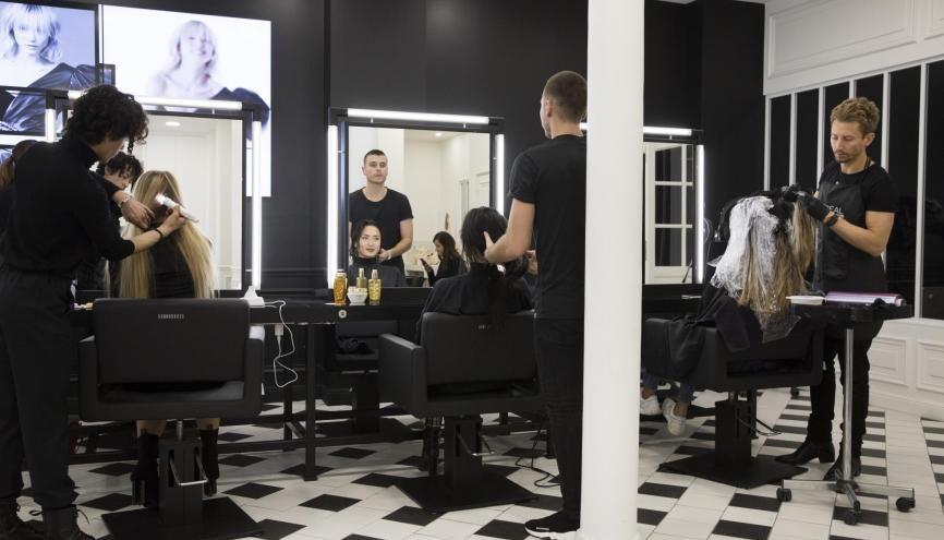 L'Oréal ouvrira son école de coiffure et d'entrepreneuriat en janvier 2020. //©Valentin Fougeray pour L'Oréal Produits Professionnels