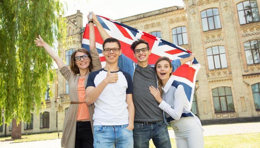 2.000 étudiants français ont réalisé une partie de leur cursus au Royaume-Uni en 2016. //©Adobe Stock/ A-StockStudio