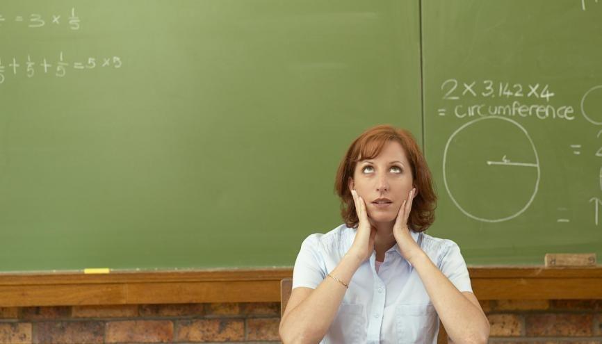 Vos professeurs passent plus de temps à travailler hors cours que en cours. //©plainpicture/Fancy Images/Tomas Rodriguez