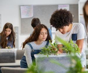 L'objectif de ce concours est de pousser les élèves à s'engager.
