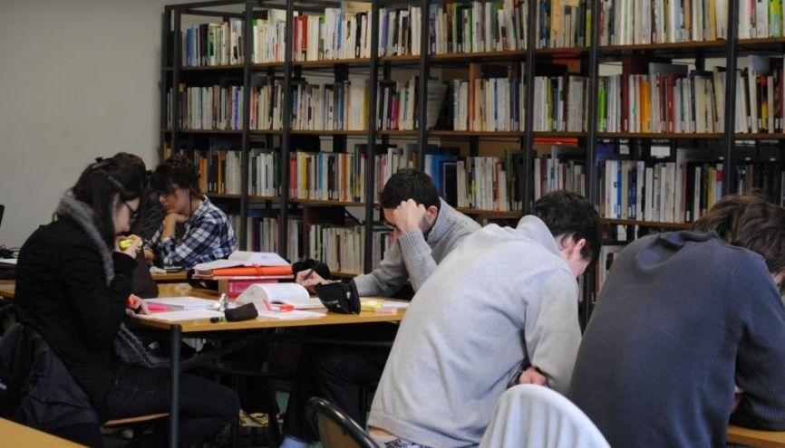 L'IEP de Rennes (35) fait partie des 5 instituts de région où les frais de scolarité sont d'ores et déjà calculés en fonction des revenus des parents. //©Camille Stromboni