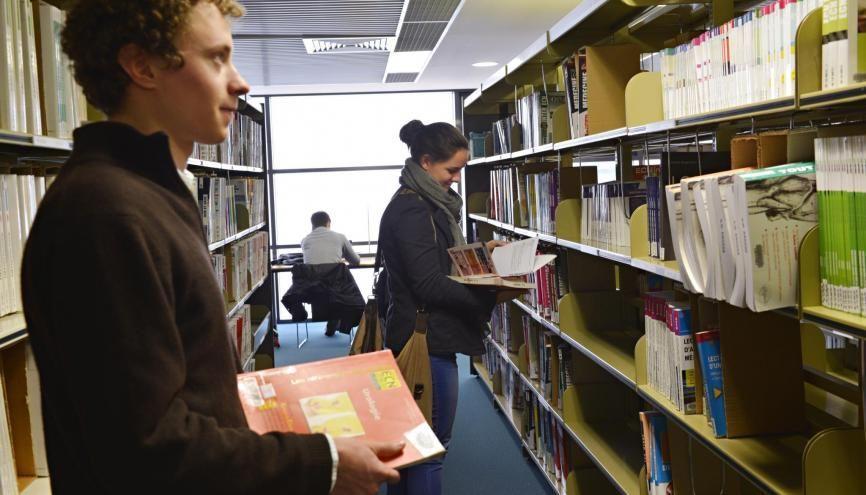 La faculté de médecine d'Angers propose plusieurs DU dans le domaine de la santé pour que les étudiants puissent se spécialiser tout au long de leur cursus. //©Marie-Pierre Dieterlé pour l'Etudiant