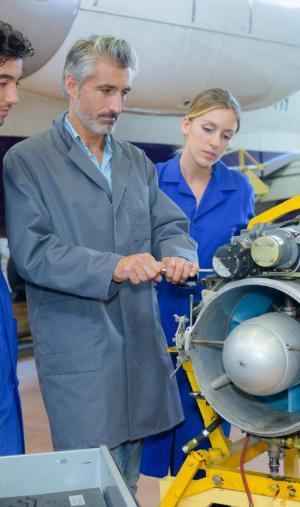 L'aéronautique offre de très nombreux débouchés dans la région Occitanie.