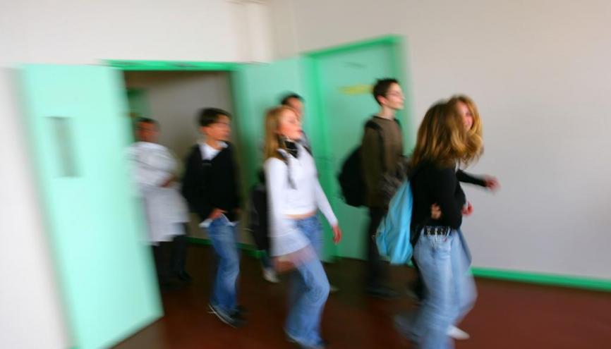Trois exercices de sécurité seront organisés durant l'année scolaire dans les collèges et lycées. //©Phovoir