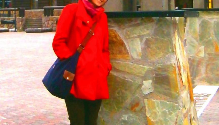 Camille - Erasmus - septembre 2013 // DR