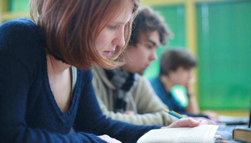 Les étudiants de PACES de l'université de Bourgogne devront repasser l'épreuve annulée d'ici une semaine. //©ERister