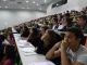 Pré-rentrée à l'université Paris 4 - Paris Sorbonne, sur le site de Clignancourt, pour les étudiants en première année d'histoire. //©E. Vaillant et C. Stromboni
