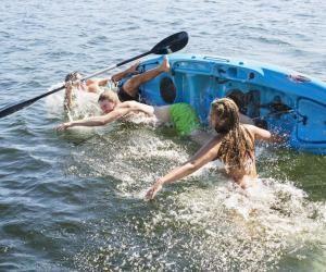 La troisième partie du BAFA : le stage d'approfondissement ou de qualification. Parmi les nombreuses options qui s'offrent à vous : surveillant de baignade ou canoë-kayak