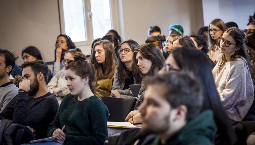 Combien gagneront ces étudiants en master d'étude du développement de l'université Paris 1 ? //©Simon Lambert/Haytham pictures pour l'Etudiant