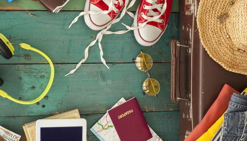 Le top des destinations branchées pour étudiants fauchés //©Crédit Agricole