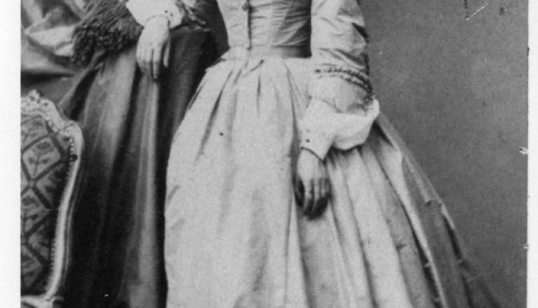 Julie-Victoire Daubié.