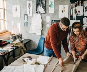 Le panel des métiers dans le secteur de la mode est très large.