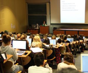 Université Paris-Descartes : la licence de psychologie fait partie des filières à capacité limitée.