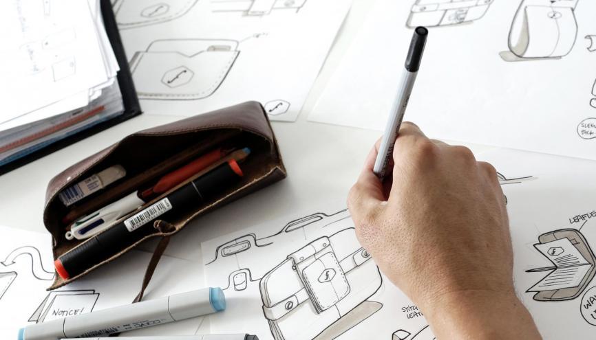 """Sur les 33.000 designers en France, 10.000 seraient spécialisés dans le numérique, selon l'enquête """"L'économie du design en France"""" de APCI-IFM-Cité du design. //©Aimée Thirion/Divergence pour l'Etudiant"""