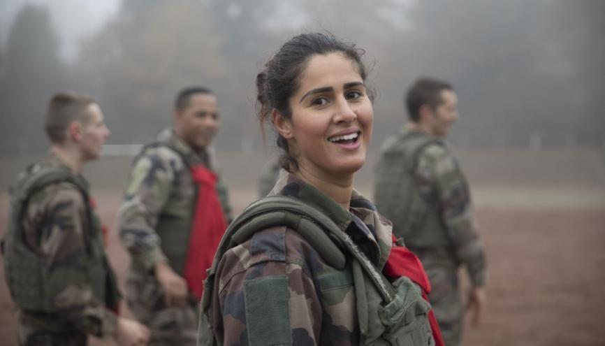Armée de Terre : bienvenue aux femmes ! //©Ministère des armées