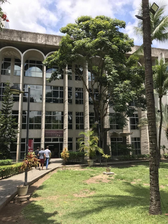 Les locaux de l'antenne brésilienne de l'Icam à l'Université catholique du Pernambouc de Recife. //©Clément Rocher