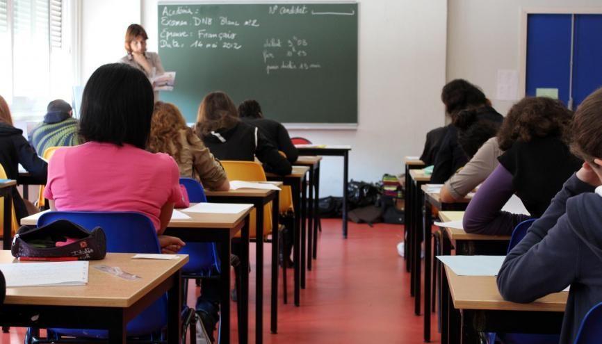 Les professeurs réagissent plutôt favorablement à la décision d'évaluer le baccalauréat au contrôle continu. //©Drivepix/Adobe Stock