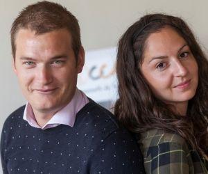 Jérôme Guilmain, 28 ans et Audrey Bouvier, 26 ans, créateurs de Traoccauris.