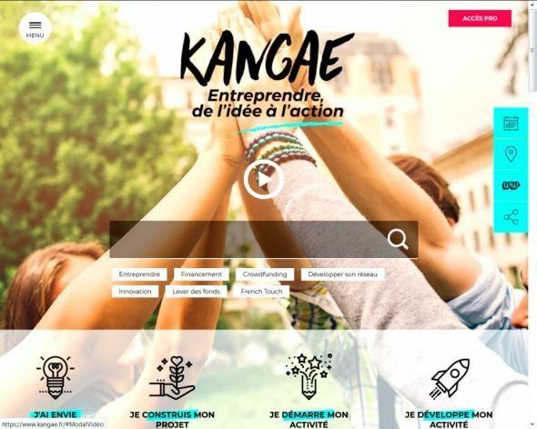 kangae  le site web des 15