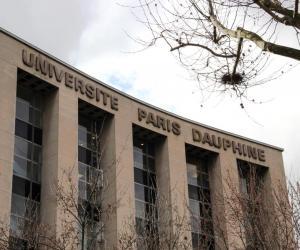 Université Paris-Dauphine - Extérieur // © MAN