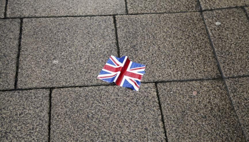 Le Royaume-Uni : seule destination Erasmus à attirer moins les étudiants français en 2018. //©plainpicture/Gavin Withey