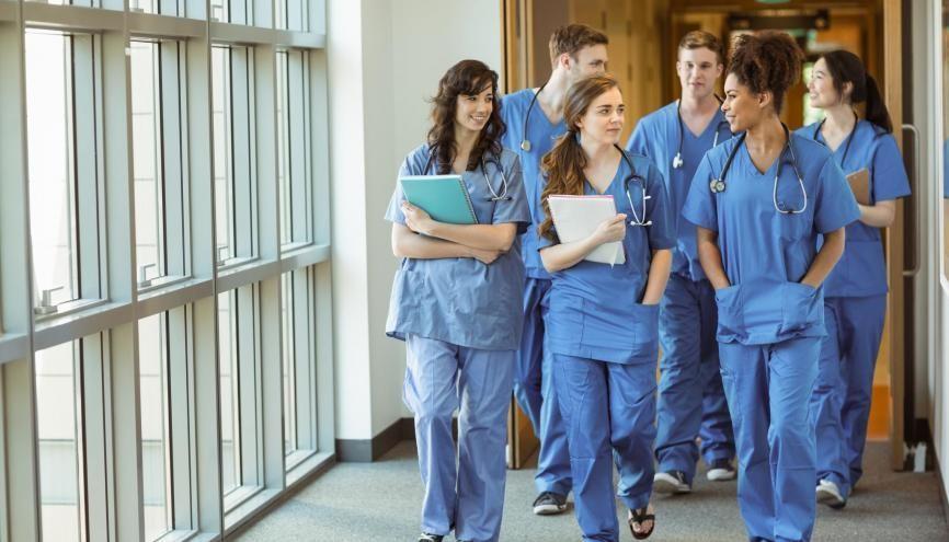 En 2020, les études de santé seront bouleversées. //©Adobe Stock / WavebreakMediaMicro