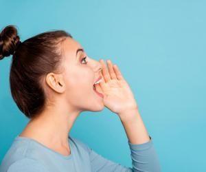 """Le nom """"voix"""" désigne le son produit par le larynx humain, permettant de s'exprimer."""