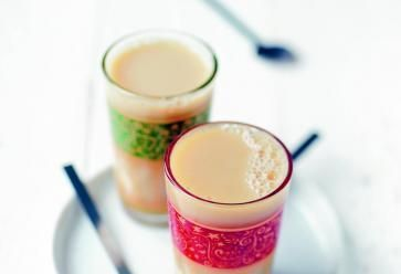 Réchauffez-vous et voyagez en même temps avec cette recette de thé chaï. //©Dorian Nieto