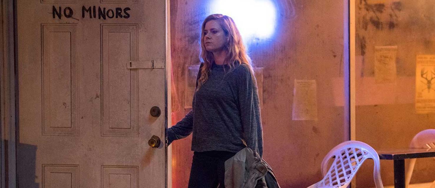 """Amy Adams dans son rôle-titre de la série """"Sharp Objects"""" //©theplaylist.net"""