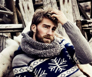 accessoire homme hiver // © styleoholic.com