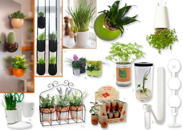 D co d co 10 astuces green pour votre studio l 39 etudiant trendy - Astuce bricolage jardin ...