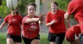 Le sport n'a pas de sexe ! Chacun et chacune doit se sentir libre de pratiquer toutes les disciplines. //©REA / Albuquerque Journal