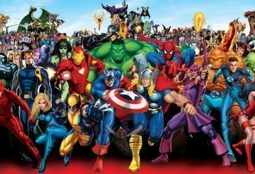 Connaissez-vous bien Marvel etsessuper-héros?