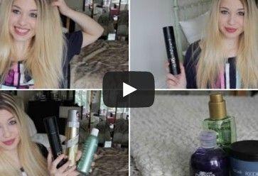 Premiers soins cheveux : assumez votre côté blonde ! //©