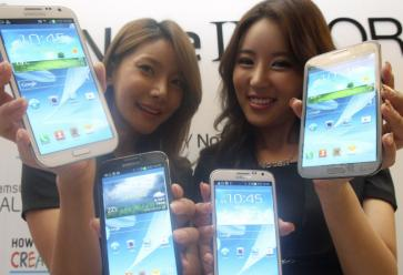 galaxy-note-phablet-samsung //©