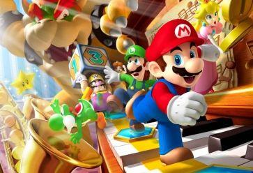 Les jeux vidéo vous font réussir - Mario PartyDR //©