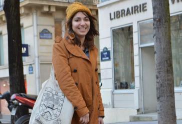 Looks anti-grisaille pour les étudiants de la Sorbonne - Mathilde //©