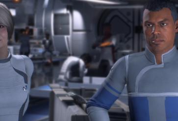 Animations, gameplay, technique... Nous passons au crible le nouveau Mass Effect. //©Bioware