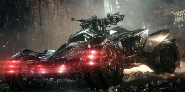 Batman : Arkham Knight. //©Jeuxvideo.com