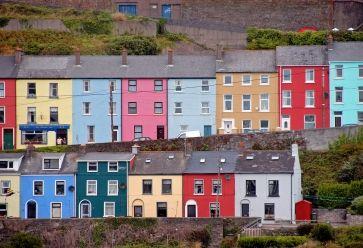 À Cork, la vie est loin d'être grise et monotone ! //©Pixabay / CC0 Public Domain