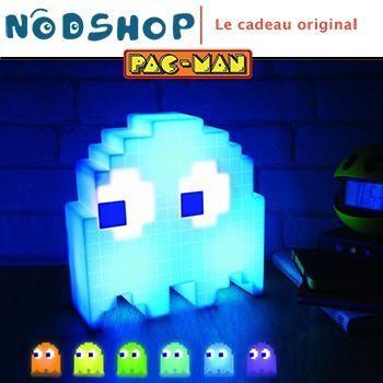Gagnez votre lampe officielle Pac-Man® Fantôme !