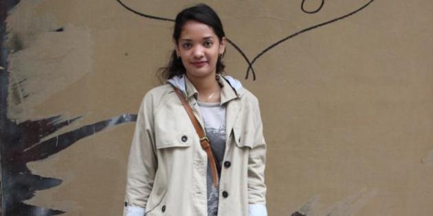 Looks de rentrée à l'ENSA - AndoAndo, 24 ans, en recherche de stage