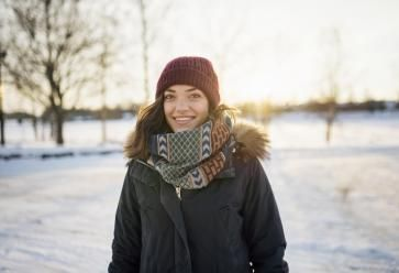 L'hiver est là, c'est l'heure d'hiberner intelligemment ! //©PlainPicture