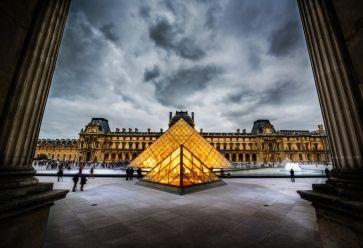 Musée du Louvre // © Trey Ratcliff //©Trey Ratcliff