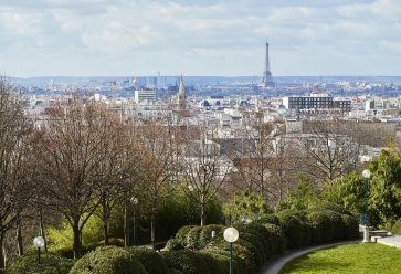 Paris, une ville top sous bien des aspects ! //©REA
